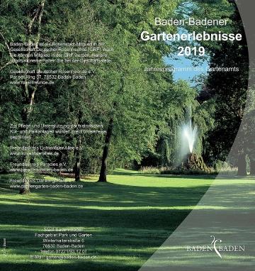 Veranstaltungen In Baden Baden