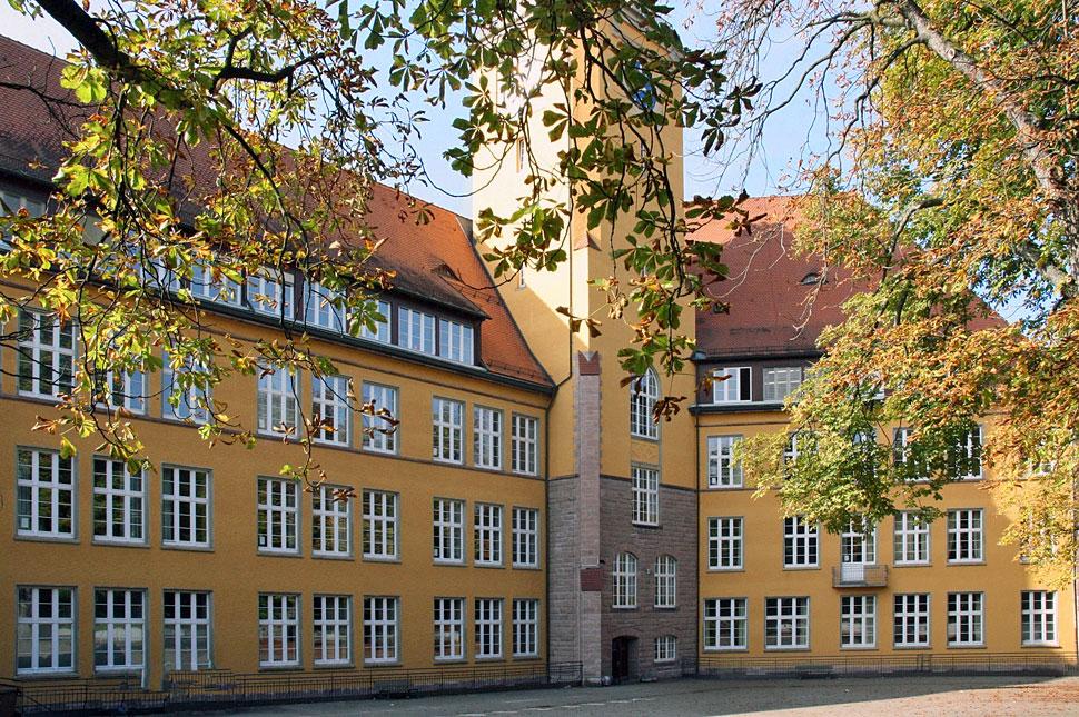Gymnasium Baden Baden