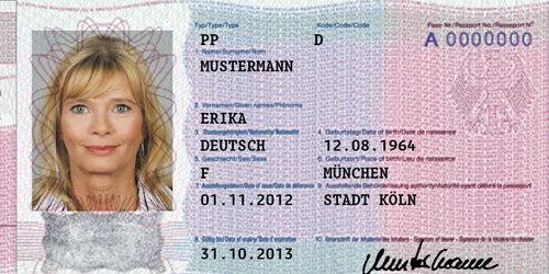 Verlust Personalausweis Wiesbaden