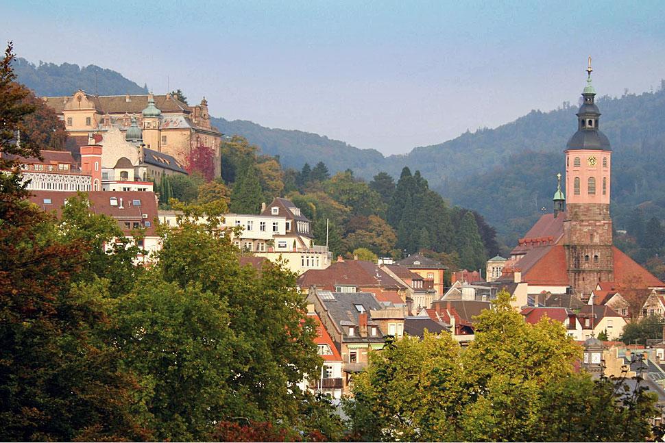 Baden Baden Stadt