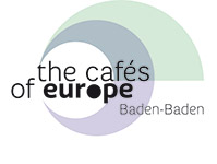 Logo The cafés of Europe Baden-Baden