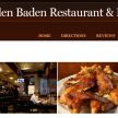 Homepage des Baden-Baden Restaurants in New York