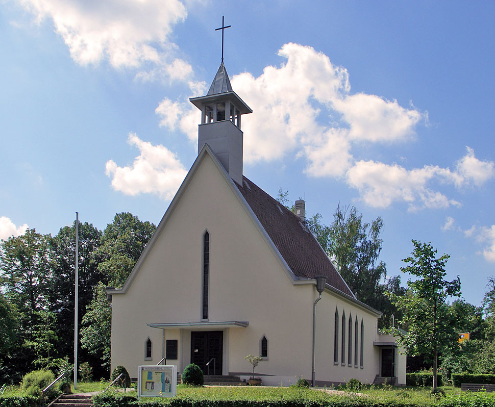 Evangelische Kirchengemeinde Baden Baden