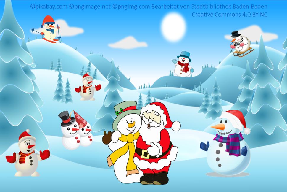 Weihnachten Hier Und überall News Stadt Baden Baden